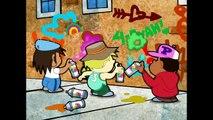 Billy & Mandy - Buenas Rimas y Hip-Hopotamo Español Latino(Capitulo Sobre El Hip Hop)