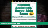 Popular Book  Nursing Assistant/Nurse Aide Exam 3rd Edition (Nursing Assistant/Nurse Aide Exam)