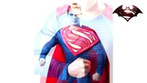 Mattel 2016 - Barbie Collector - Batman v Superman - Dawn of Justice - Batman & Superman - TV Toys