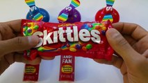 How to Make PEPSI CHOCOLATE BOTTLE Filled with Skittles Rainbow Candy Fun DIY Project!