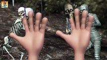 Loco Esqueleto de la Familia | Familia Dedo Canciones y Muchos Más | Rimas de cuarto de niños por Teehee de la Ciudad