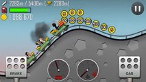 Hill Climb Racing - KIDDIE EXPRESS Fully Upgraded - GamePlay HD