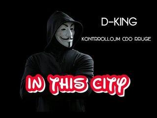 D-KING - KONTRROLLOJM CDO RRUGE (Official Video Lyrics)
