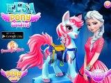 Frozen & Barbie MLP Games Baby Barbie My Little Pony Frozen Elsa Disney Princess Game