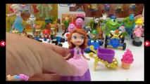 Sofia The First, Disney Frozen, Despicable Me 2, Masha i Medved, Peppa Pig, Tom and Jerry