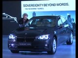 BMW-7 Launching In India