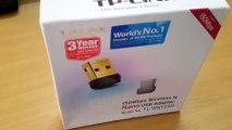 TP-LINK nano rounter TL-WR702N Setup Repeater avi - video dailymotion