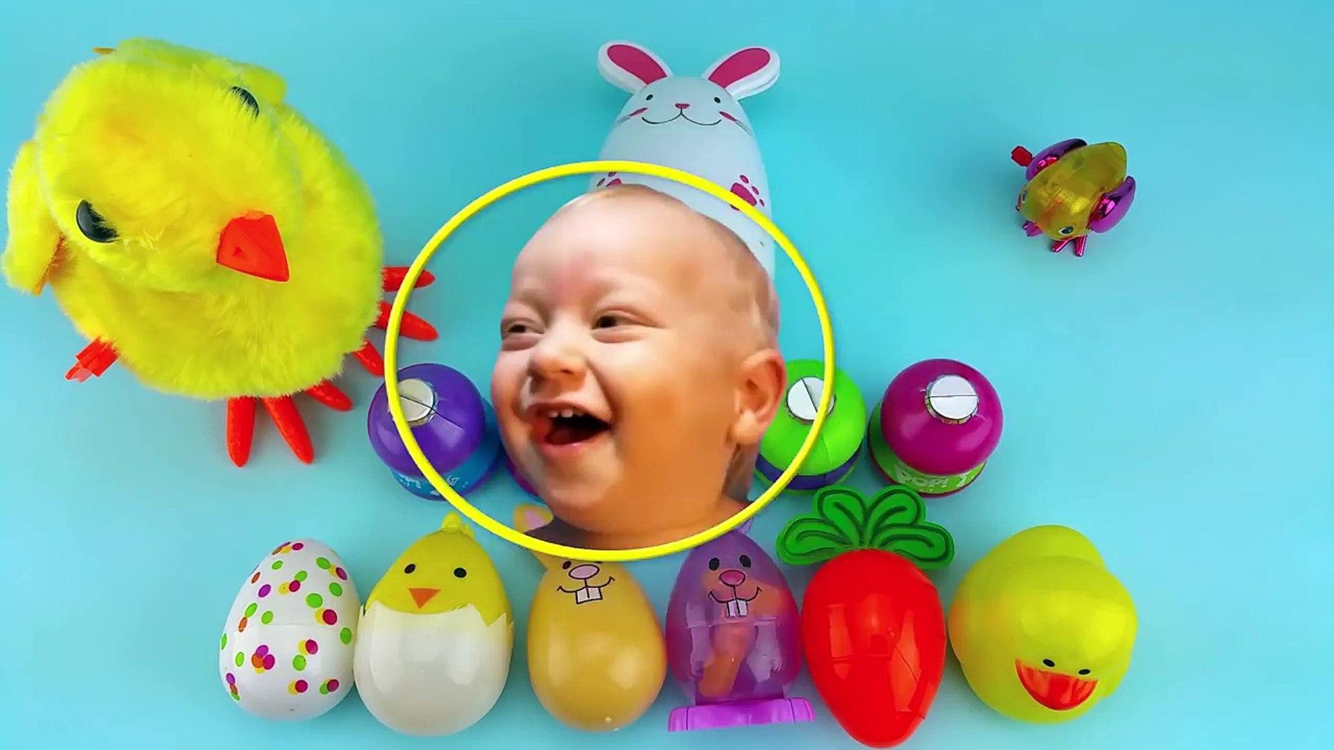 Сюрприз Яйца Барби Учиться-В-Слово! Написание Слова Пасха! Урок 9