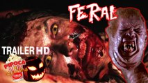 Monster movie FERAL 2017 trailer filme horror movie filme de monstro filme de terror
