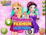 Las princesas de la Moda de los Cazadores-de dibujos animados para niños -los Mejores Juegos para Niños-Bebé Mejor de los Juegos -los Mejores Vi