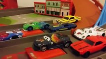 CARS 2 Disney Cars vs Hot Wheels Racing Cars DIECAST Pixar CARS Collection