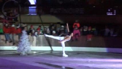 gala patinage  à Auron  Patin'Air