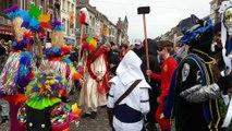 Le carnaval de Binche 2017 bat son plein (2)