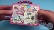 ♥ ♥Baby Big Mouth Surprise Egg Lunchbox! Hello Kitty Edition! With Giant JUMBO Surprise Egg