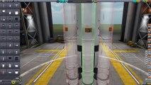"Lets Play Kerbal Space Program (KSP) - Episode 2 ""Over-Powered Mun Rocket"""