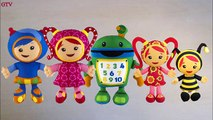 Team Umizoomi - Finger Family Song - Nursery Rhymes Team Umizoomi Family Finger