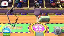 Disney Pixar Cars 2 Carreras De Arranque Juego De Neón De Rayo McQueen Vs. Francesco Bernoulli