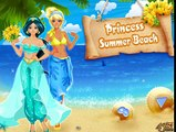 Princess Summer Beach | Best Game for Little Girls - Baby Games To Play