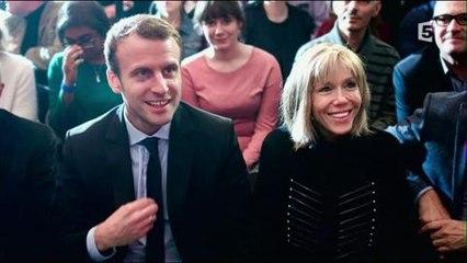 C l'Hebdo : Line Renaud dit tout le bien qu'elle pense d'Emmanuel et Brigitte Macron
