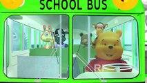 Колеса на автобусе идут круглый и круглые | потешки