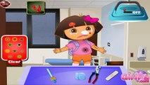 Свинка Пеппа ДОКТОР Делает укол Видео для детей Шприц Мультики для девочек Игры на русском