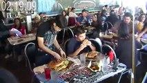14lb Big Mac Burger Challenge  Matt Stonie