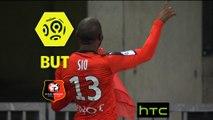 But Giovanni SIO (19ème) / Stade Rennais FC - FC Lorient - (1-0) - (SRFC-FCL) / 2016-17