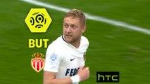 But Kamil GLIK (24ème) / EA Guingamp - AS Monaco - (1-2) - (EAG-ASM) / 2016-17