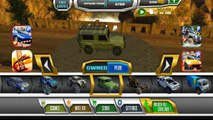 Extreme Hill Climb Parking Sim gameplay - Android Gameplay