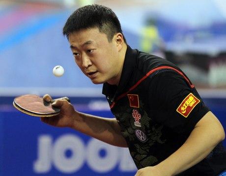 MA LIN -Table Tennis