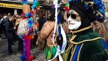 Carnaval De Binche : Dimanche Gras Au Matinn