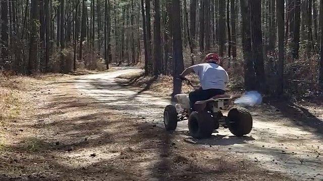 Town Creek OHV Trails 2-25-17