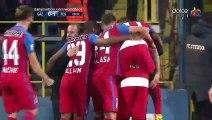 Denis Alibec Goal HD - Gaz Metan Medias 0 - 1 FC Steaua Bucuresti - 26.02.2017