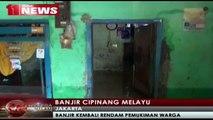 Ratusan Pemukiman di Cipinang Melayu Kembali Terendam Banjir