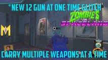 "Zombies In Spaceland Glitches - *NEW EASY 12 Guns At One Time Glitch - ""12 Guns At A Time"""