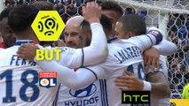 But Memphis DEPAY (43ème) / Olympique Lyonnais - FC Metz - (5-0) - (OL-FCM) / 2016-17