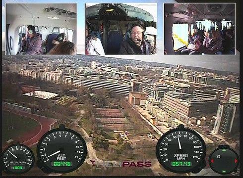 Votre video embarquee Helipass  B033260217HP0003