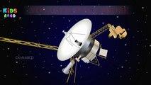 La nave espacial de los Vehículos espaciales y Naves espaciales de Los Niños Picture Show Divertido y Educativo Aprender