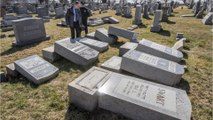 Vandals Damage Headstones at Jewish Cemetery in Philly
