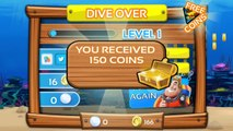 Speedy Scuba Steve : A Perilous Swimming Side Scroller! - iOS - iPhone/iPad/iPod Touch Gameplay