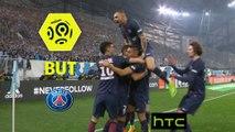 But MARQUINHOS (6ème) / Olympique de Marseille - Paris Saint-Germain - (1-5) - (OM-PARIS) / 2016-17