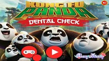Kungfu Panda Dental Check - Kung Fu Panda Games - Best Kids Games New HD