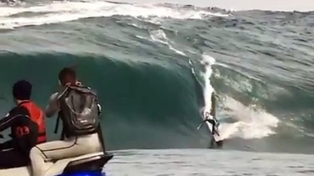 Beauty Of Surfing Gone Wrong