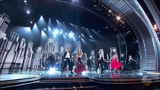 Justin Timberlake Opens The Oscars!
