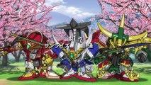 SD Gundam Sangokuden ตอนที่ 12