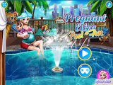 Preganant eliza pool game , nice game for kids , best game for childrens , fun game play for kids ,