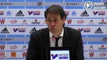 Rudi Garcia donne les raisons du fiasco de l'OM face au PSG