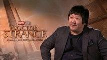 "IR Interview: Benedict Wong For ""Doctor Strange"" [WDSHE-BD]"