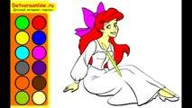 Coloring Book Princess Disney