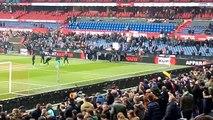 Feyenoord - PSV (2-1). Wat een spanning, wat een sfeer. Vak E (26-02-2017)